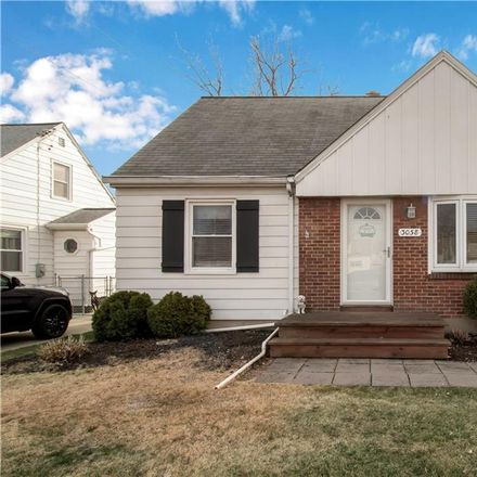 Rent this 3 bed house on 3058 Eggert Road in Brighton, NY 14150