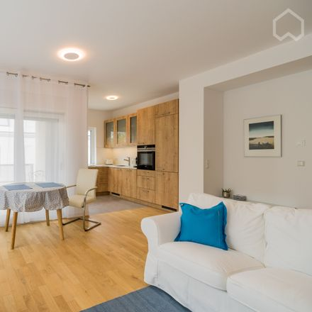 Rent this 1 bed apartment on Ehrlichstraße 32 in 10318 Berlin, Germany