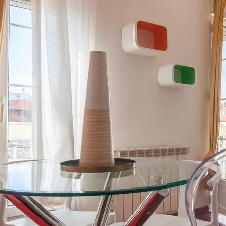 Rent this 1 bed apartment on Multiópticas in Calle del Mesón de Paredes, 28001 Madrid