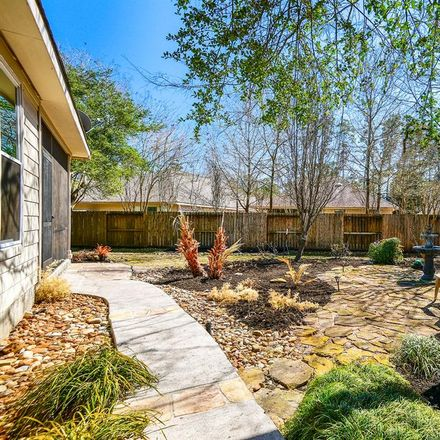 Rent this 3 bed house on Lilac Ridge Ct in Conroe, TX