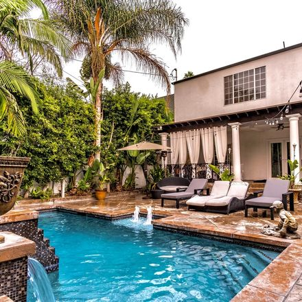 Rent this 6 bed house on 525 North Highland Avenue in Los Angeles, CA 90036