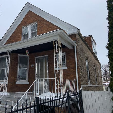 Rent this 3 bed house on 2234 North Karlov Avenue in Chicago, IL 60639