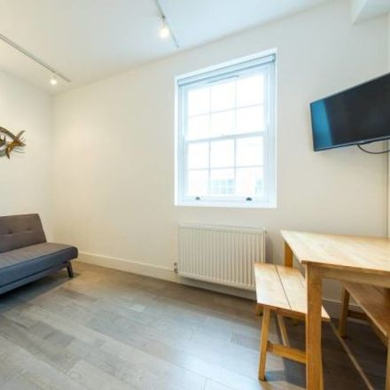Rent this 1 bed apartment on 348A Kilburn High Road in London NW6 2QH, United Kingdom