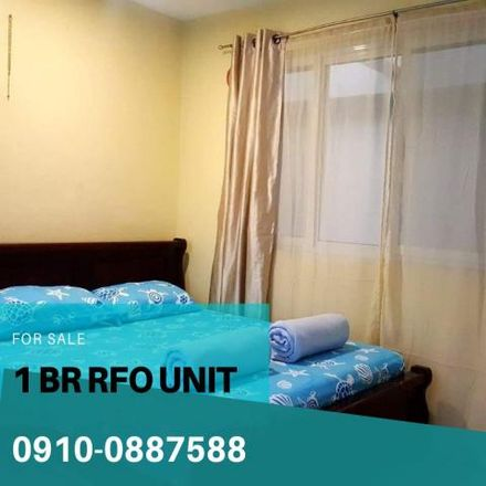 Rent this 1 bed condo on Curadent Dental Clinic in Sandico Street, Session Road Area