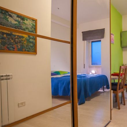 Rent this 2 bed room on Via dei Carraresi in 00164 Rome RM, Italy