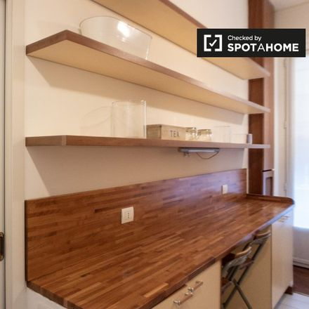 Rent this 1 bed apartment on Città Studi in Via Giovanni Celoria, 20133 Milan Milan
