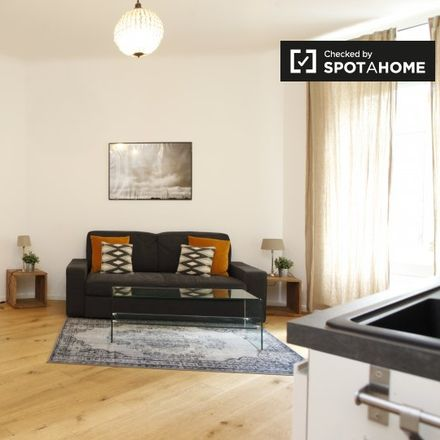 Rent this 1 bed apartment on Guineastraße 15 in 13351 Berlin, Germany