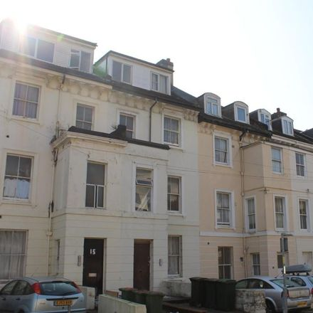 Rent this 1 bed apartment on Devonshire Road in Hastings TN34 1NF, United Kingdom