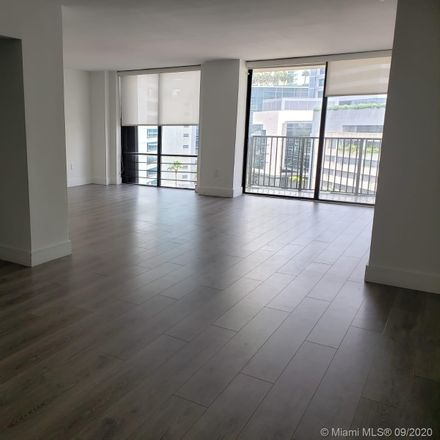Rent this 2 bed condo on 1450 Brickell Bay Drive in Miami, FL 33131