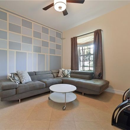 Rent this 3 bed house on Ashentree Court in Fort Myers, FL 33966