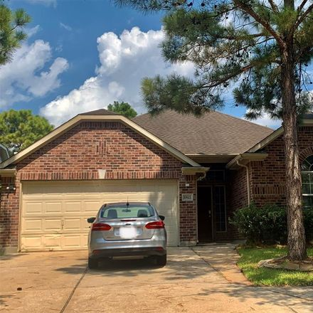 Rent this 3 bed house on 10622 Lyndon Meadows Dr in Houston, TX