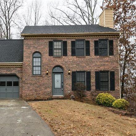 Rent this 5 bed house on 720 Helga Dr NE in Woodstock, GA