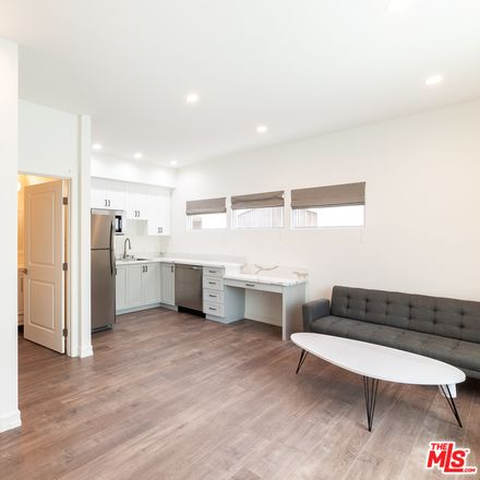 Rent this 0 bed apartment on 127 North Reno Street in Los Angeles, CA 90026