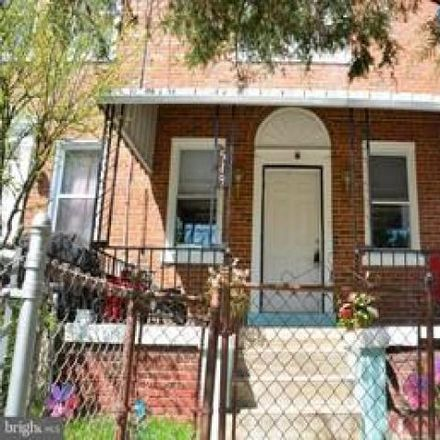 Rent this 3 bed condo on 519 Sheridan Street Northwest in Washington, DC 20011
