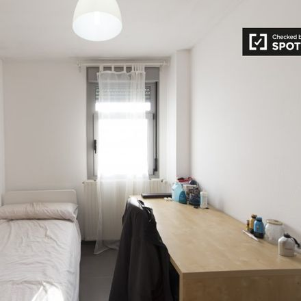 Rent this 4 bed apartment on Calle Víctimas del Terrorismo in 28934 Alcorcón, Spain