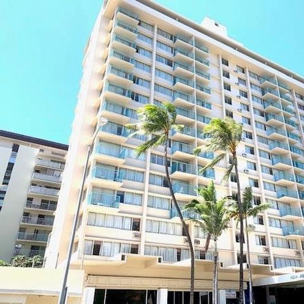 Rent this 0 bed condo on Aloha Surf Hotel in 444 Kanekapolei Street, Honolulu
