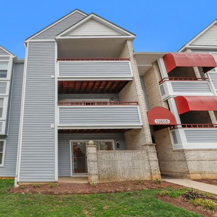 Rent this 2 bed apartment on 13605 Sir Thomas Way in Silver Spring, MD
