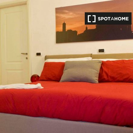 Rent this 0 bed apartment on Apt in Via Clementina, 9