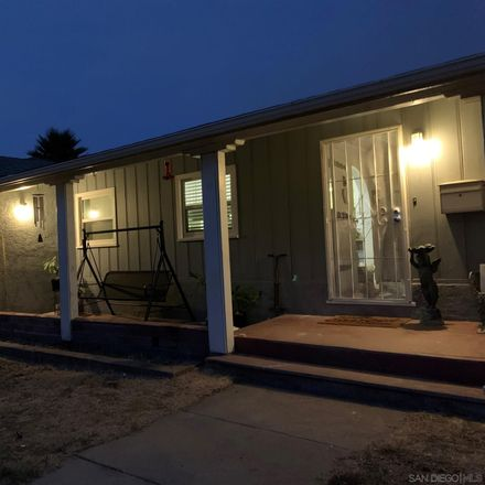 Rent this 3 bed house on 7274 San Miguel Avenue in Lemon Grove, CA 91945