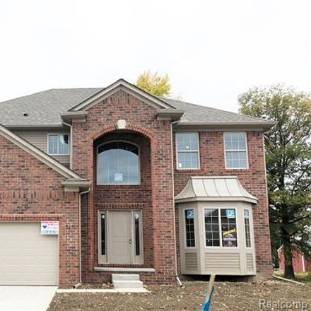 Rent this 4 bed house on 49281 Percheron Drive in Macomb Township, MI 48042