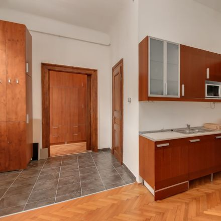 Rent this 1 bed apartment on Budapest in Mátyás u., Hungría