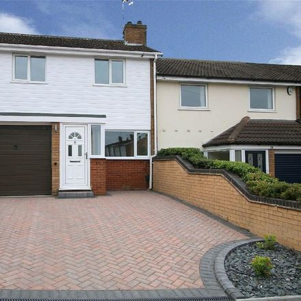 Rent this 3 bed house on Winds Point in Bromsgrove DY9 0PN, United Kingdom