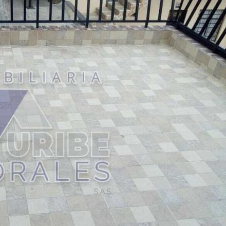 Rent this 3 bed apartment on Calle 104B in Comuna 6 - Doce de Octubre, Medellín