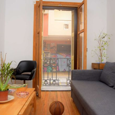 Rent this 3 bed apartment on Exarcheia in Εμμανουήλ Μπενάκη, 106 81 Athens