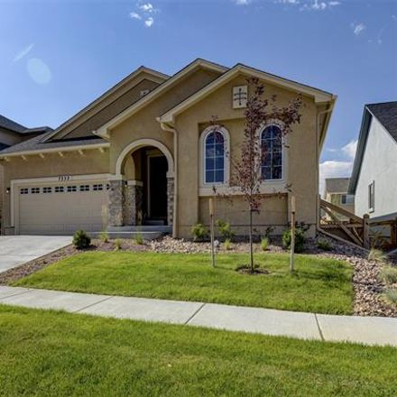 Rent this 4 bed house on Lewis Clark Trail in Colorado Springs, CO 80927