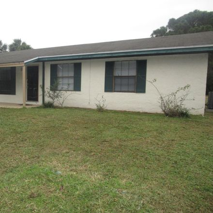 Rent this 3 bed apartment on 7025 Camden Ave in Cocoa, FL