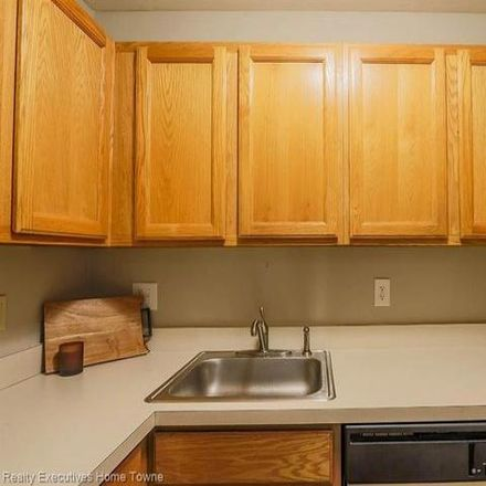 Rent this 2 bed condo on Bay Run North in Chesterfield Township, MI 48051