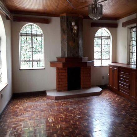 Rent this 5 bed house on Bonsai Villa in Gigiri Road, Nairobi