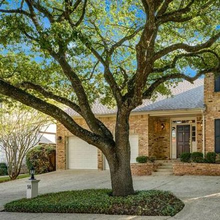 Rent this 3 bed house on 14 Court Circle in San Antonio, TX 78209