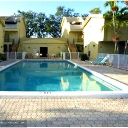 Rent this 3 bed townhouse on 8401 West Sample Road in Margate, FL 33065