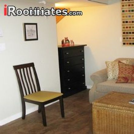 Rent this 1 bed apartment on Leaf Compassion Cannabis Dispensary in Yates Street, Victoria