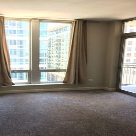 Rent this 1 bed condo on Michigan Avenue Tower 1 in 1250 South Michigan Avenue, Chicago