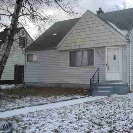 Rent this 3 bed house on 24705 Wilmot Avenue in Eastpointe, MI 48021