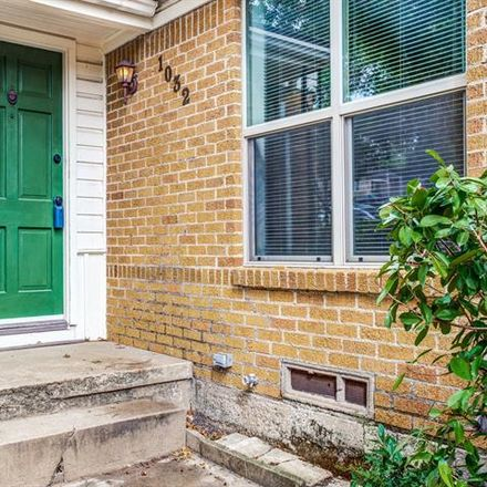 Rent this 2 bed house on 1032 Avon Street in Dallas, TX 75211