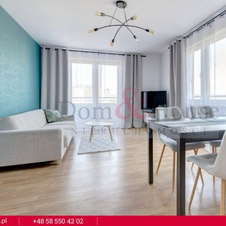 Rent this 3 bed apartment on Prezydenta Lecha Kaczyńskiego in 80-364 Gdansk, Poland