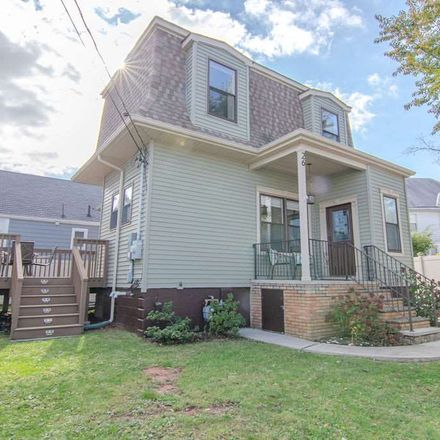 Rent this 2 bed apartment on 26 Linden Street in Bayonne, NJ 07002