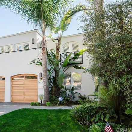 Rent this 5 bed house on 570 30th Street in Manhattan Beach, CA 90266