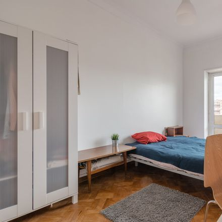 Rent this 6 bed room on Avenida da República 45 in 1050-186 Lisbon, Portugal