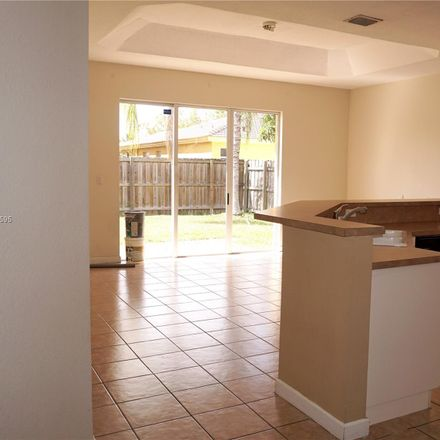 Rent this 4 bed house on 2104 Northeast 40th Road in Homestead, FL 33033