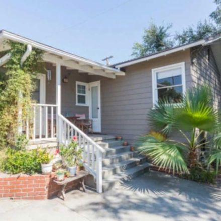 Rent this 2 bed townhouse on 10449 McClemont Avenue in Los Angeles, CA 91042