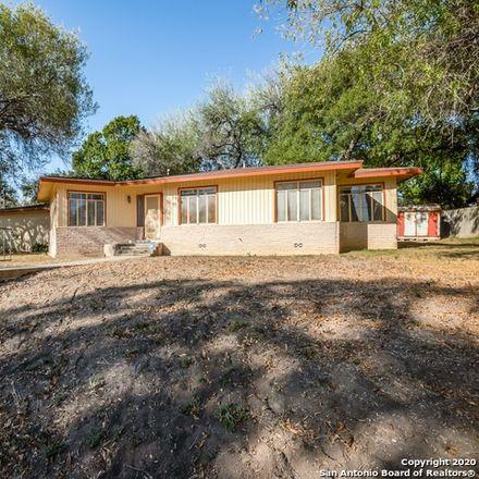 Rent this 3 bed house on 4511 Slayden Drive in San Antonio, TX 78228