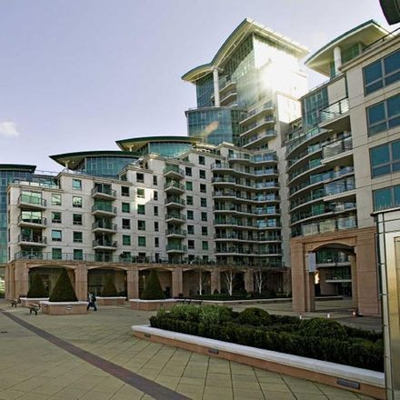 Rent this 1 bed apartment on Saint George Wharf in A202, London SW8