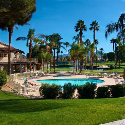 Rent this 3 bed condo on Lake Shore Dr in Rancho Mirage, CA