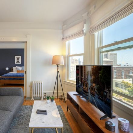 Rent this 1 bed apartment on Touchard Street in San Francisco, CA 94164