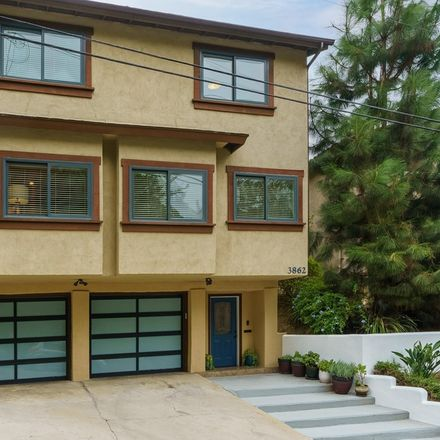 Rent this 3 bed house on 3862 Udell Court in Los Angeles, CA 90027