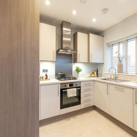 Rent this 3 bed house on Pindar Creative in Gatehouse Way, Aylesbury HP19 8XU